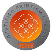 Krügercolor ist Tecco Certified Printing Center